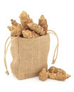 Jerusalem Artichokes Stock Photos