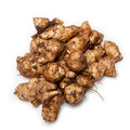 Jerusalem artichokes Royalty Free Stock Photo