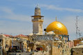 Jerusalem The Golden Dome Of T...