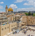 Jerusalem Holy Land Royalty Free Stock Photo