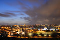Jerusalem Skyline Stock Images