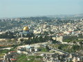 Jerusalem view Royalty Free Stock Photos