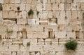 Jeruzalem múr nárekov detailné