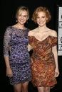 Jess Weixler, Jessica Chastain Royalty Free Stock Photo
