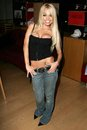 Jesse jane instore signing island fever hustler hollywood store west hollywood ca Royalty Free Stock Image