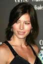 Jessica Biel, Pink Royalty Free Stock Photography