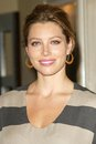 Jessica biel at the sneak preview of the illusionist aero theatre santa monica ca Royalty Free Stock Image