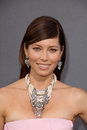 Jessica biel at the total recall los angeles premiere chinese theater hollywood ca Stock Photos