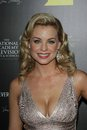 Jessica Collins at the 39th Annual Daytime Emmy Awards, Beverly Hilton, Beverly Hills, CA 06-23-12 Royalty Free Stock Images