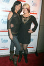 Jessica cox and tatiana mollmann at the love dancing cast wrap party the lounge los angeles ca Stock Photography