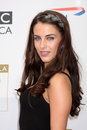 Jessica lowndes los angeles aug arrives at the bafta emmy tea at century plaza hotel on august in century city ca Royalty Free Stock Photography