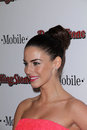 Jessica lowndes at the rolling stone awards weekend party drai s hollywood ca Royalty Free Stock Images