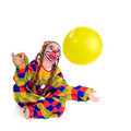Jester Royalty Free Stock Photo