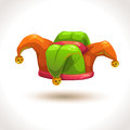 Jester hat icon.