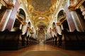 The Jesuit Church, Vienna Royalty Free Stock Photo
