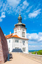 Jesuit college in kutna hora beautiful czech republic built th century this baroque complex of buildings served as a Royalty Free Stock Photography