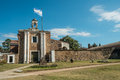 Jesuit estancia heritage in jesus maria cordoba argentina Royalty Free Stock Photography