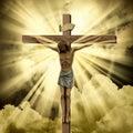 Jesus Christ Royalty Free Stock Photo