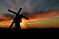 Cristo cruzar
