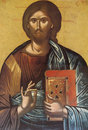Jesus Christ icon Stock Photography