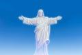 Jesus christ loves you - statue