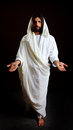Jesus Christ of Nazareth Stock Image