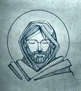Jesus Christ Serene Face