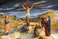 Jesus At The Cross Royalty Free Stock Photo