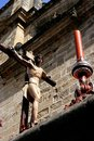 Jesus crucifix, religious celebration Royalty Free Stock Photo