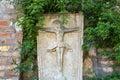 Jesus figure in Mikulov Royalty Free Stock Photo
