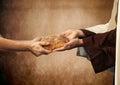 Da pan en mendigo