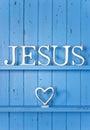 Jesus Love Background Royalty Free Stock Photo