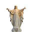 Jesus, The messiah Royalty Free Stock Photo