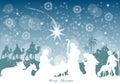 Jesus nativity Royalty Free Stock Photo