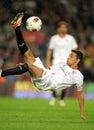 Jesus Navas of Sevilla FC Royalty Free Stock Photo