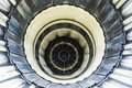 Jet engine Photo stock