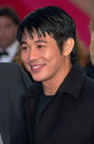 Jet li actor at the premiere of shrek at the cannes film festival may paul smith featureflash Stock Photos