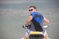 Jet Ski Royalty Free Stock Photo