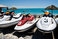 Jet ski watersport Royalty Free Stock Photography