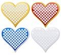 Jewelry love heart Royalty Free Stock Photos