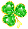 Jewelry shamrock Royalty Free Stock Photography