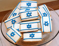 Jewish cookies Royalty Free Stock Images