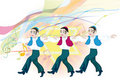 Jewish folk dance