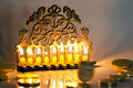 Jewish Holiday Hanukkah Royalty Free Stock Photos