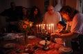 Jewish Holidays Hanukkah Royalty Free Stock Photo