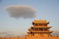 JiaYuGuan city
