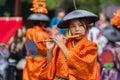 Jidai Matsuri in Kyoto, Japan Royalty Free Stock Photo