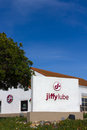 Jiffy lube automobile service facility monterey ca usa may is a chain of over businesses in north america offering oil Stock Photos