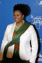 Jill Scott on the red carpet. Stock Image