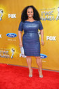Jill scott at the st naacp image awards arrivals shrine auditorium los angeles ca Stock Photos